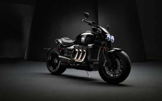 triumph, rocket, мотоцикл, augusta, powerful, новое, engine, new, круизер, nouvelle