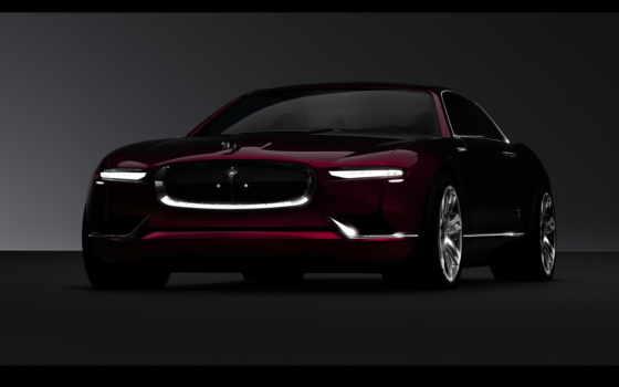 jaguar, bertone, concept, спереди, photo, front, view, wallpaper,