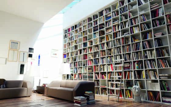 design, bookshelf, интерьер