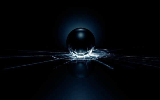 glass, графика, банка, one, сфера, шариком, посветкой,