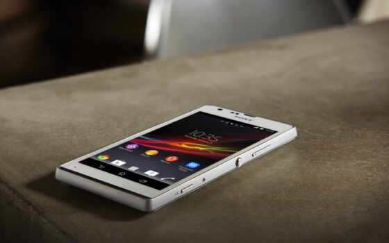 sony  xperia sp белый