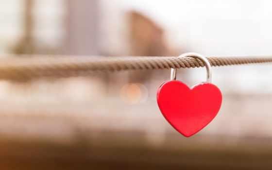 love, сердце, замок