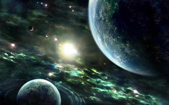 планеты, space