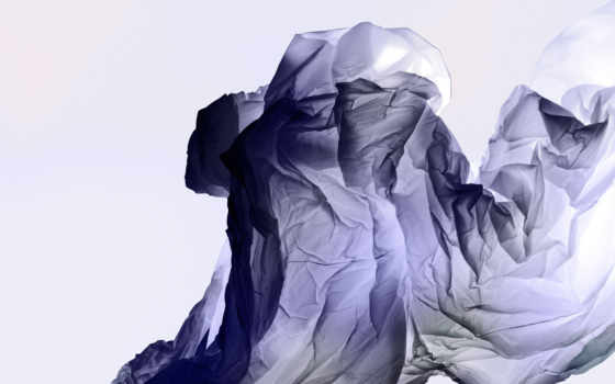 абстракция, blue, минимализм