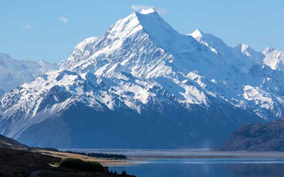 картинка, горы, mount