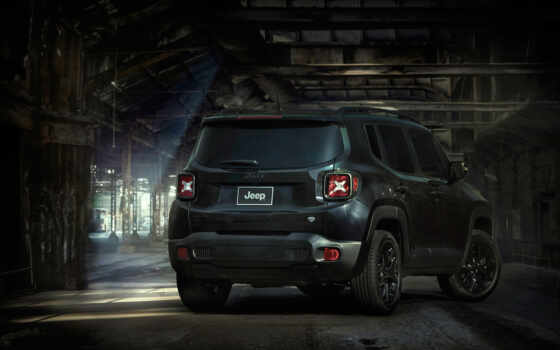 jeep, renegade, justice, рассвет, batman, февр, superman, издание, спец,