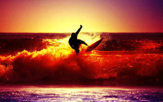 закат, пляж, barra, песок, море, lodge, mozambique, размещение, вечер,
