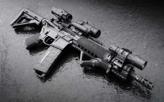 винтовка, машина, пистолет, штурмовая, акпп, tactical, larue, оружие,