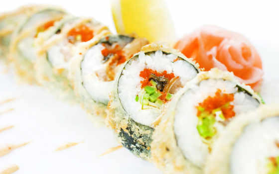 sushi, роллы, san, half, роллов, kitchen, японская,