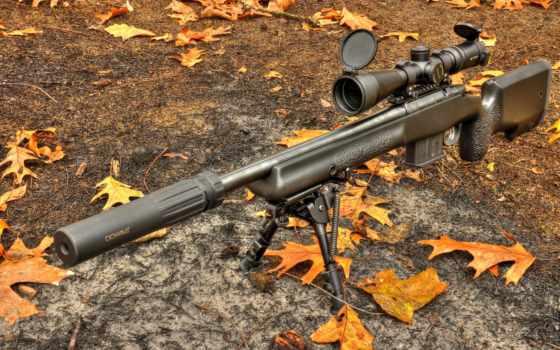 , винтовка, снайперская, прицел,