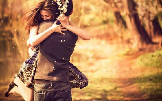 hug, love