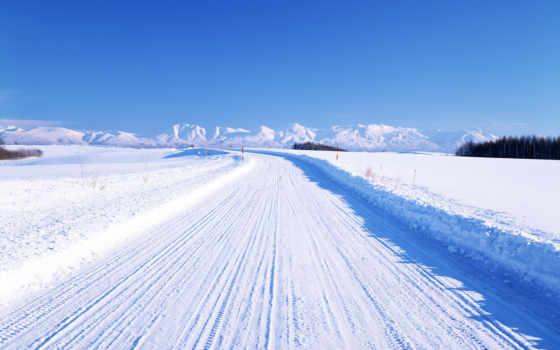 winter, дорога, снег, зимой, бесплатные, зимы, вологда, медвежьегорск, прилетела, нам,