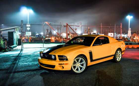 обои, jones, mustang, boss, parnelli, saleen, ford