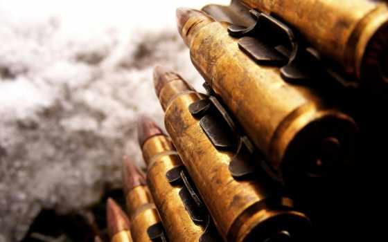 ammunition, пулемётная
