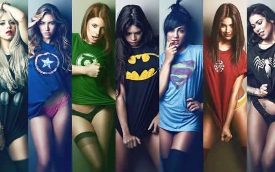 devushki, супергерои, супергероев, костюмах, тоже, пикабу, героев, girls, story, супер, супергерой,