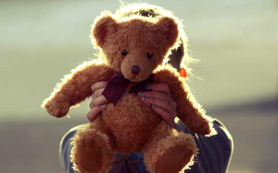 мишка, плюшевый, медведь, toy, ava, который, стихи, soft, ребенок, осень, красивый