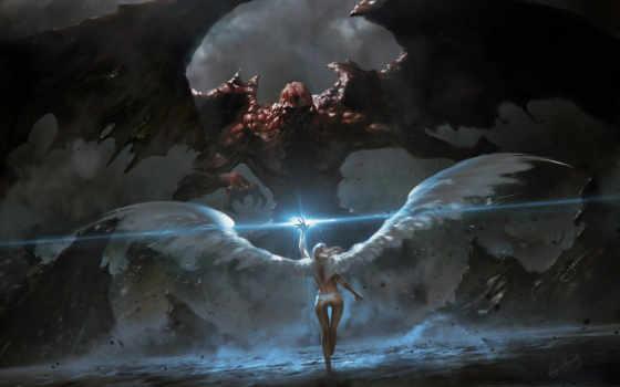 ангел, демон