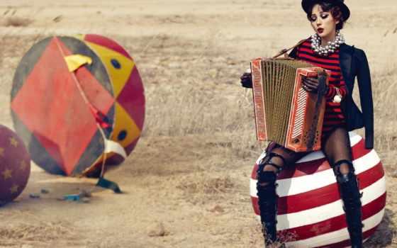 vogue, ли, хёри, журнала, korea, цирк, стала, артисткой,