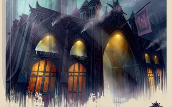 guildgate, orzhov, gatecrash, магия, land, card, gathering, mtg, mana,