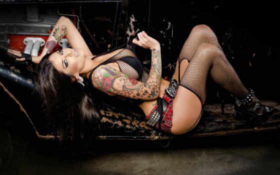 татуировка, sexy, gomez, veronica, babe, hot, cars, zoomgirls,
