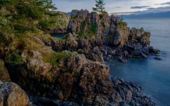 море, восток, sooke, park, природа, картинка, rocks, канада, images, фото, sur,