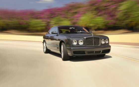 bentley, brooklands, года, комплектации, coupe, цены,
