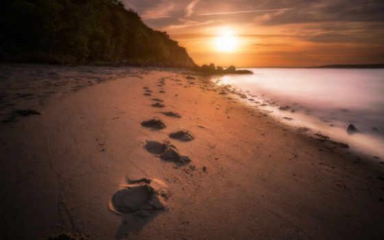 пляж, top, изображение