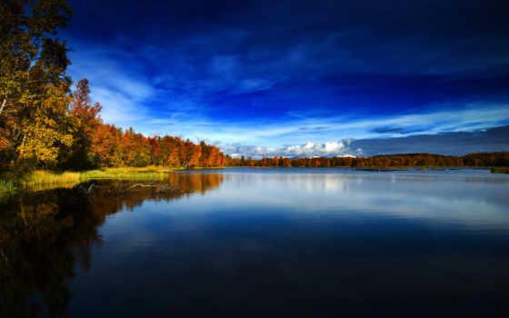 осень, осени, норвегии
