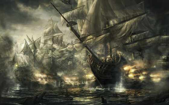 корабли, total, корабль