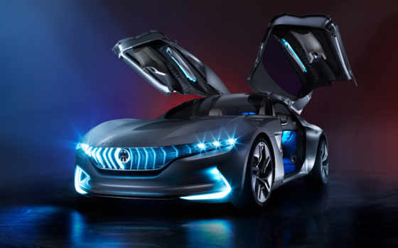 pininfarina, coupe, hybrid, studio, concept, kinetic, женеве, автошоу,