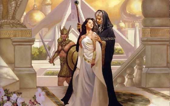 девушка, маг, воин, dark, online, девушку, event, эпохальное, puzzle, светлые, жрицы,