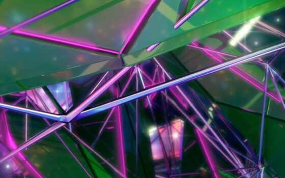 ноутбук, parallax, треугольник, планшетный, cut, fragment, galaxy, телефон, геометрия, компьютер, samsing