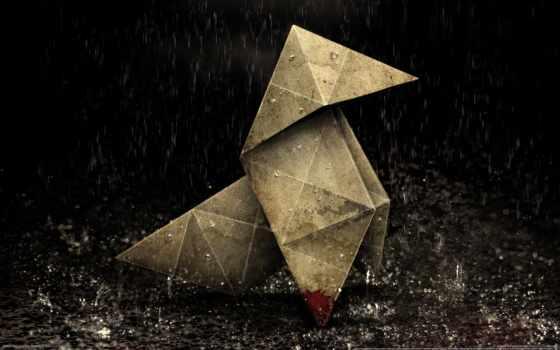 rain, heavy