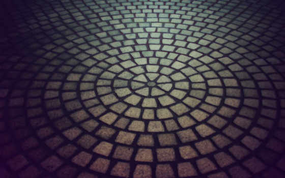 камень, текстура, текстуры, дорога, город, circle, плитка,