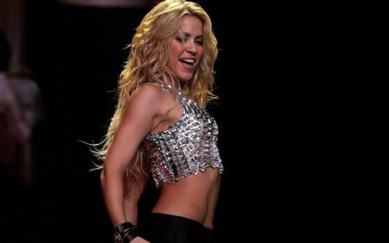 shakira, images, madison, square, garden, leggings, getty, concert, popsugar, photos,
