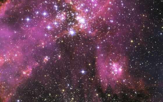 космос, туманность