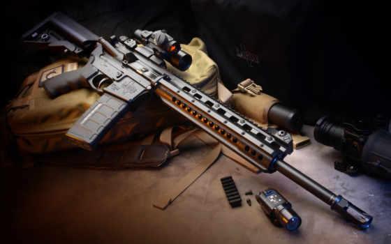 оружие, пистолет, карабин