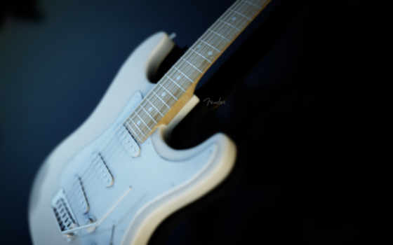 гитара, fender, музыка