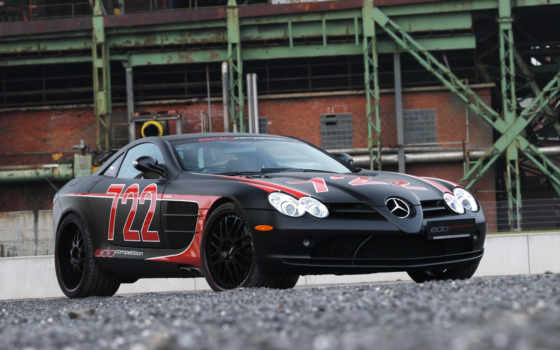 slr, mercedes, mclaren, benz, black, стрелок, edo, конкурс,