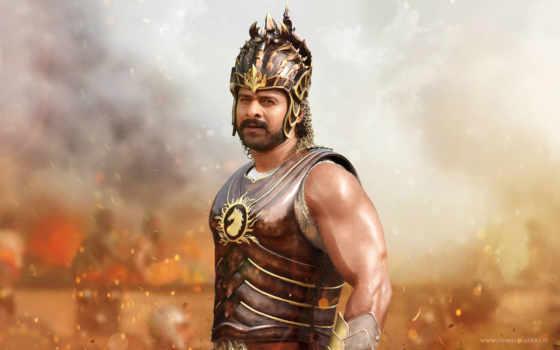 bahubali, prabhas, baahubali, ролях, фильма, tamanna, online, воинственный, epic,