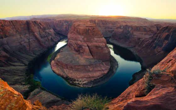 изгиб, подкова, arizona, каньон, iphone, paige,