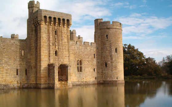 castle, замки