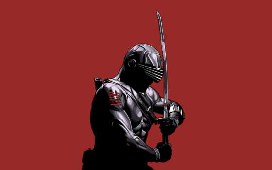 ninja, desktop, art, preview, cobra, взлёт, joe, best,