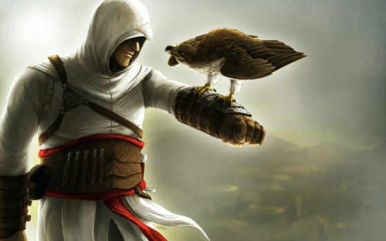 альтаир, ахад, ибн, ассасин, зарегистрируйте, дотянуться, войдите,