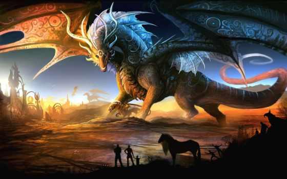 дракон, dragons, fantasy, драконы,