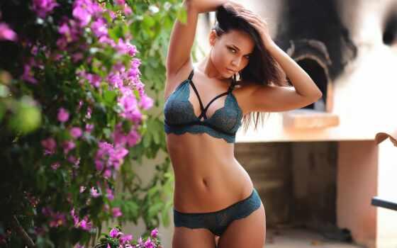 lingerie, women, sexy