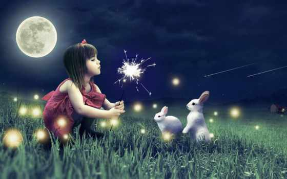 cute, девушка, rabbits, baby, кролик, resolutions,