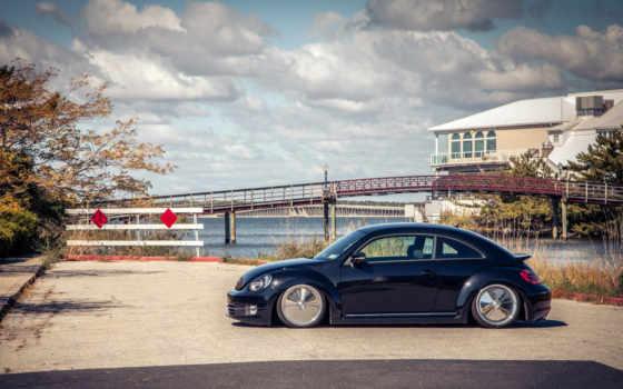 жук, volkswagen, black Фон № 89623 разрешение 2560x1600