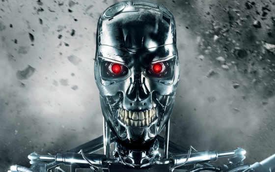 robot, терминатор, фильмы, genesis, картинка, fantasy, голова,