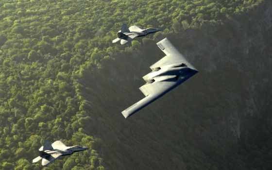 самолёт, авиация, военный, стратегический, авиаудар, бомбардировщик, lancer, истребители, невидимка, небо, самолеты,